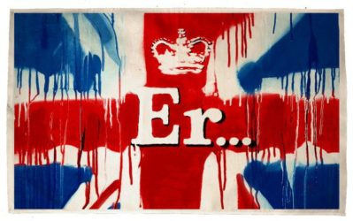 E.r…. by Banksy at
