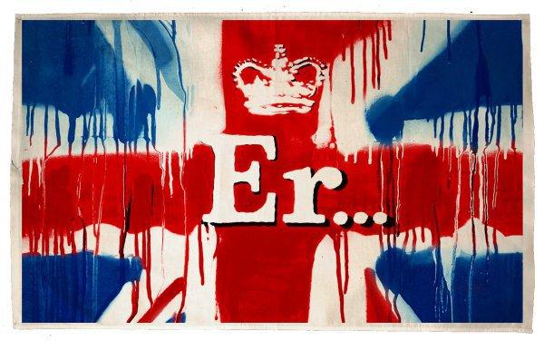 E.r…. by Banksy