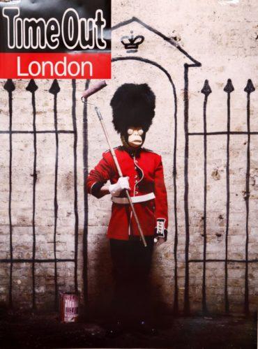 Self Portrait by Banksy