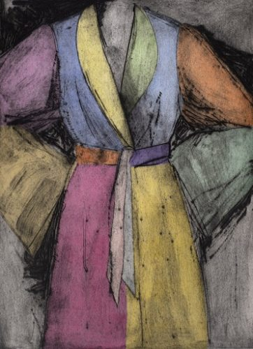 Pale Self by Jim Dine at