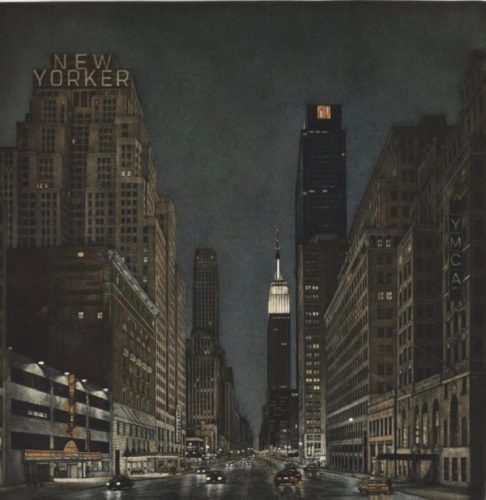 34th Street by Frederick Mershimer at