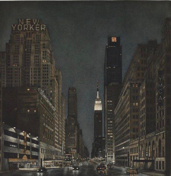 34th Street by Frederick Mershimer