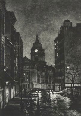 Cleveland Place by Frederick Mershimer at