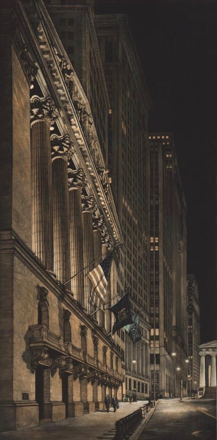 High Finance by Frederick Mershimer