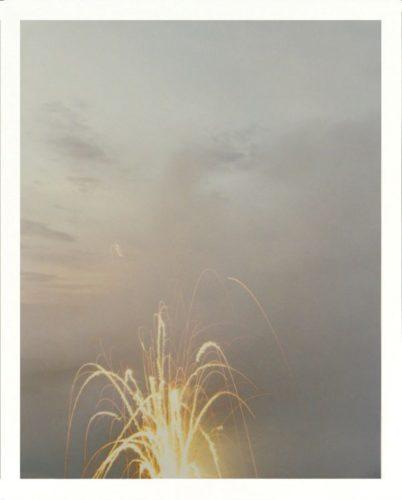 Fireworks, Yosemite by Judy Dater