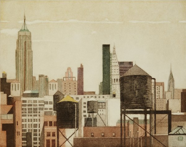Urban Icons by Linda Adato