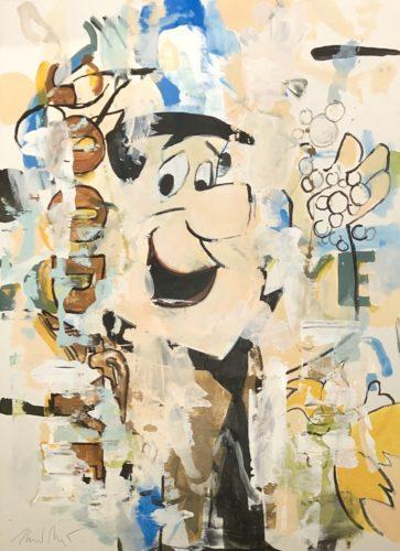 Flashback Flintstones by Heiner Meyer