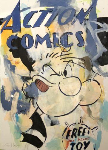 Flashback Popeye by Heiner Meyer