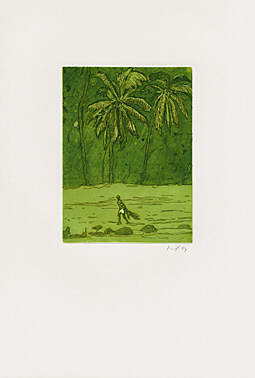 Pelican by Peter Doig at Peter Doig