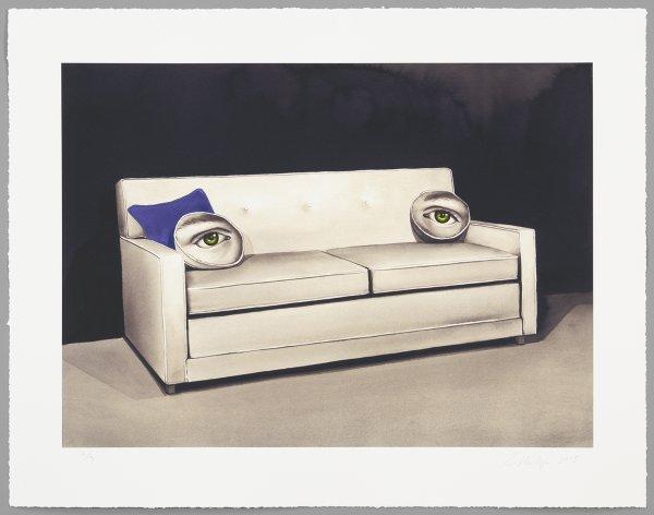King Size Sleeper (Blue Eyes) by Sean Mellyn