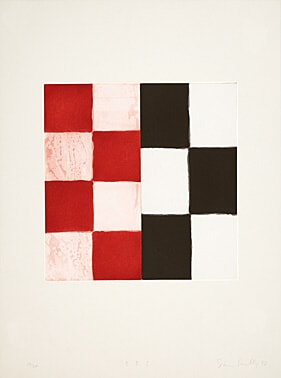 Barcelona Diptych 2 by Sean Scully at