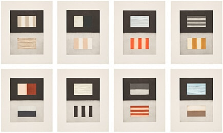 Liliane by Sean Scully at