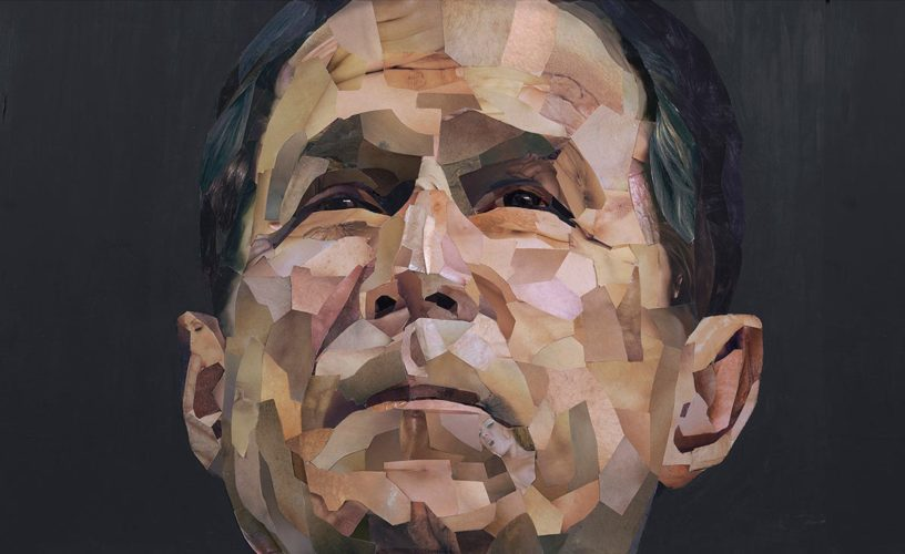 Bush by Jonathan Yeo