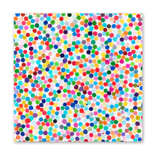 H5-3 Camino Real by Damien Hirst at Lougher Contemporary