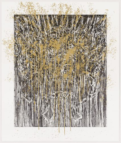 Reigning Queen by Diana Al-Hadid at