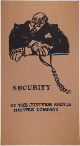 Security by William Kentridge