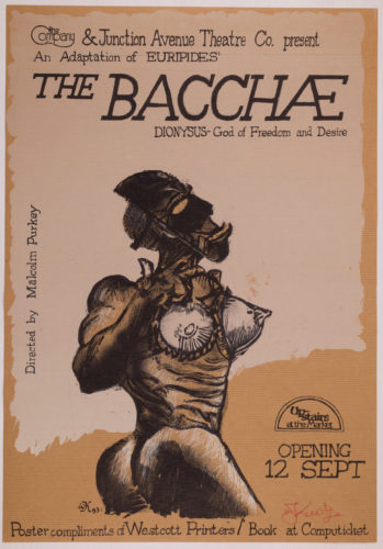 The Bacchae by William Kentridge