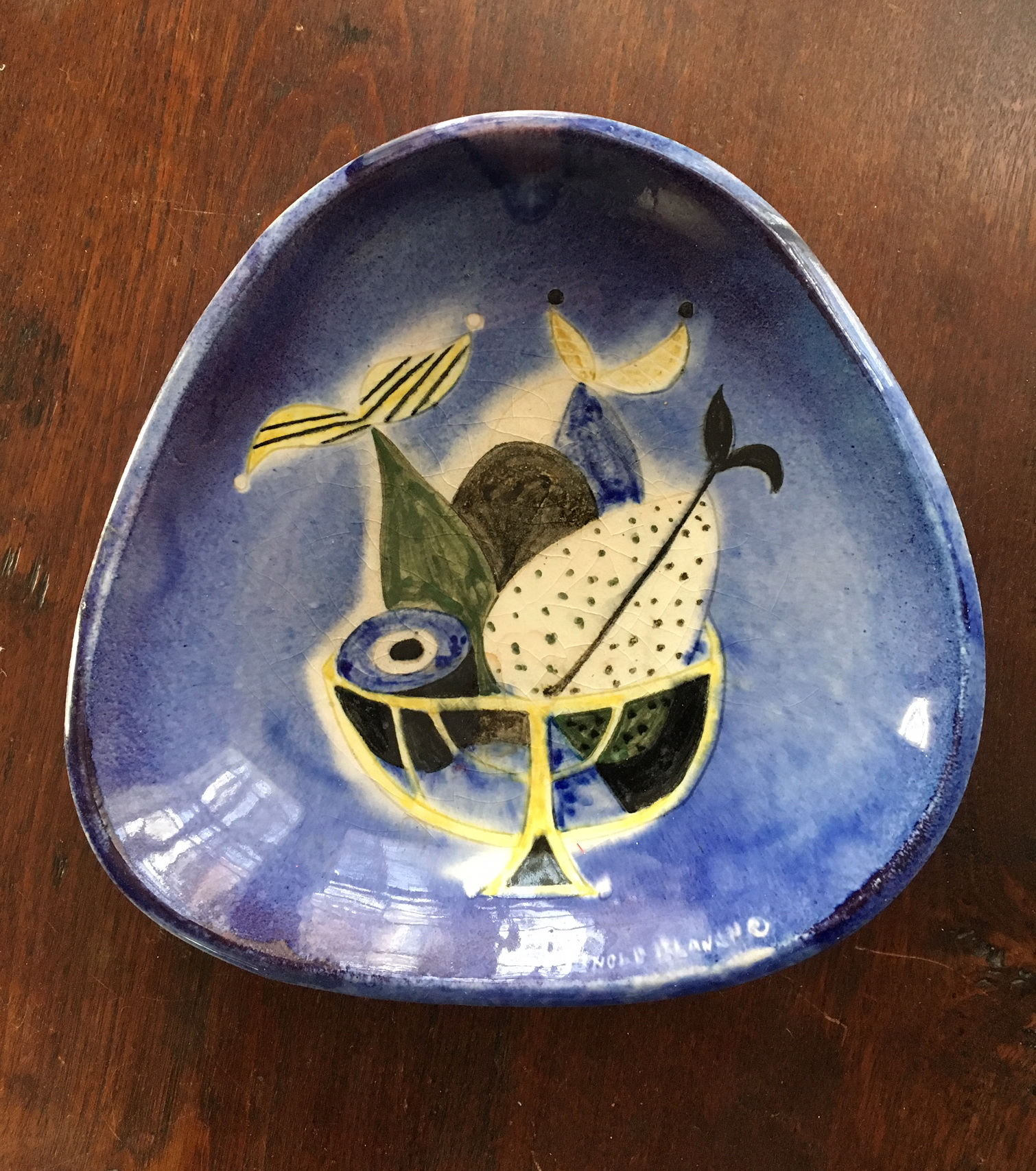 Fruit Bowl by Arnold Blanch