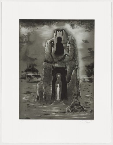 The Memory Tower by Leonora Carrington at