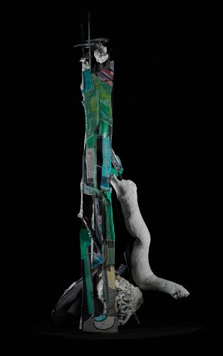 Green Man by Iva Gueorguieva