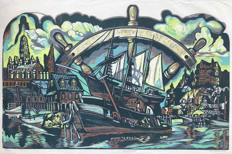 Harbor Ballad by Don Gorvett