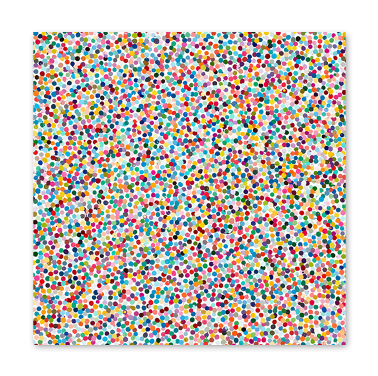 Beverly Hills (h5-2) by Damien Hirst