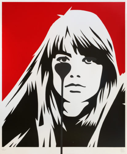 """françoise Hardy – Jacques  (…)"" by Pure Evil"