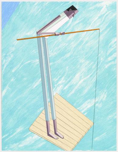 Raft by Mernet Larsen at