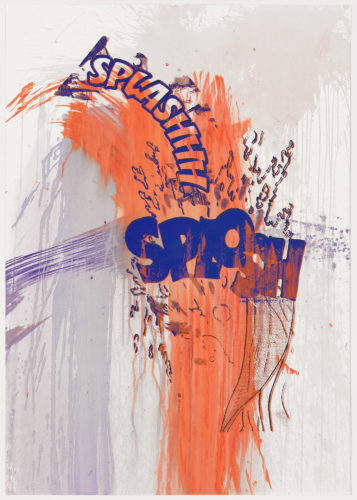 Actions: Splashhh Splosh (no. 8) by Christian Marclay