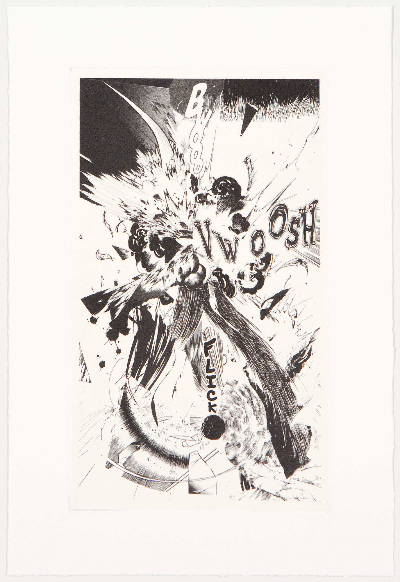 Vwoosh by Christian Marclay