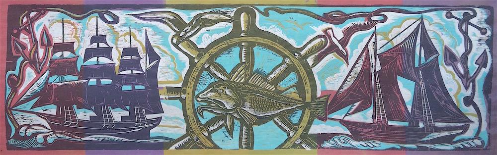 Maritime Reveries by Don Gorvett