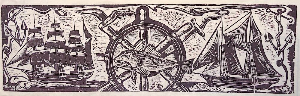 Maritime Reveries For Vivienne by Don Gorvett
