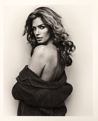 Cindy Crawford by Vincent Peters
