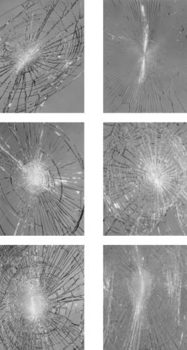 Sledgehammer/Glass/Light by Alyson Shotz