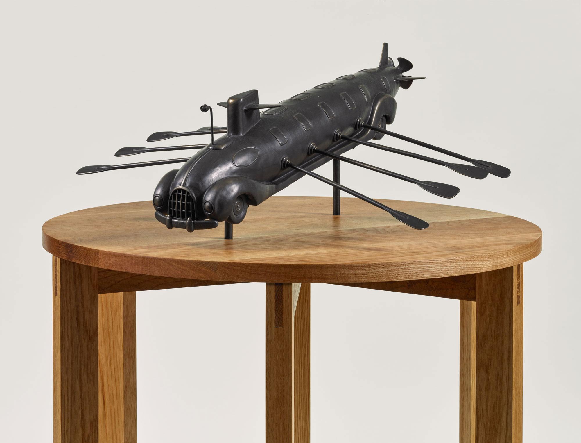 Submarine Homemade by Esterio Segura