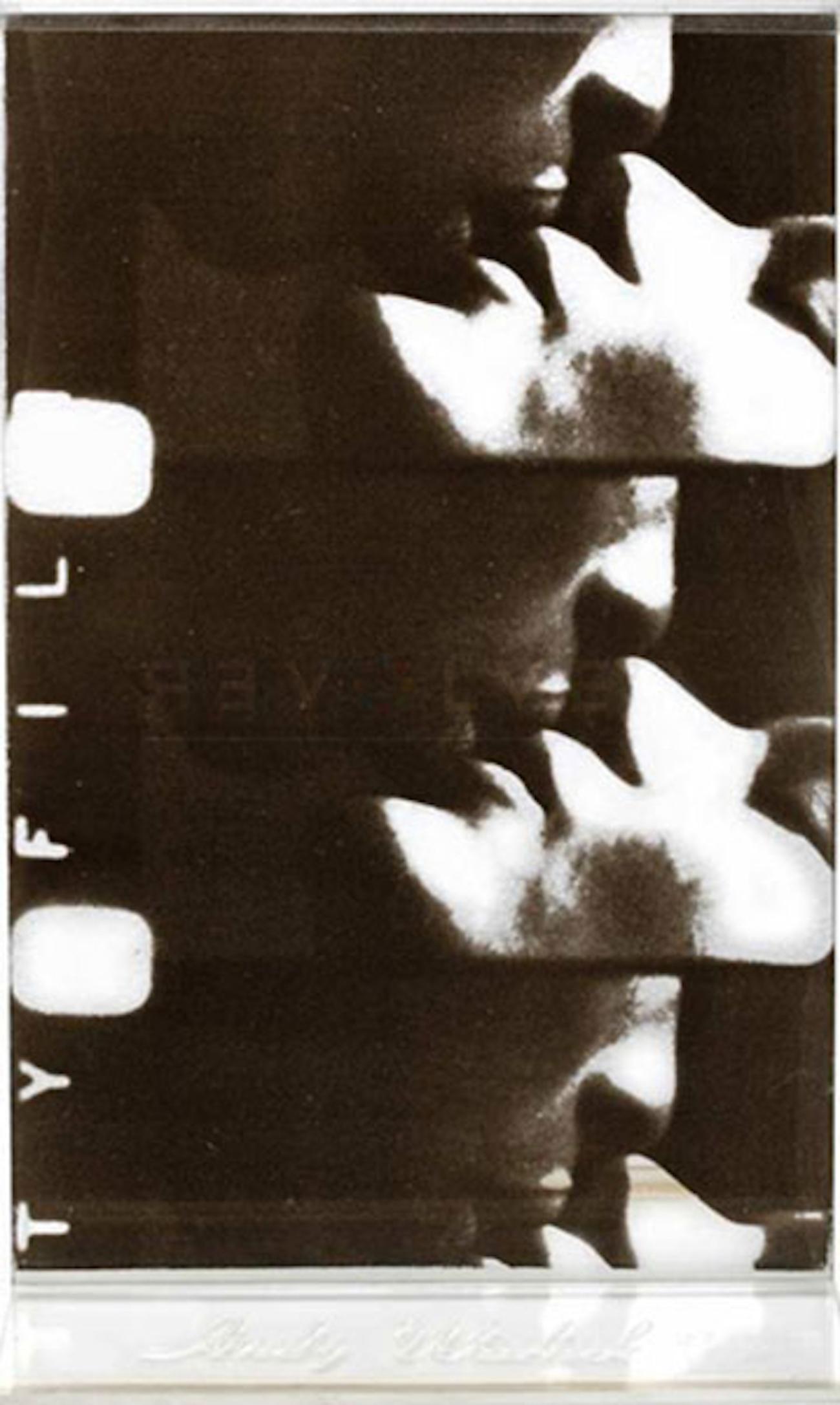 Kiss (fs Ii.8) by Andy Warhol