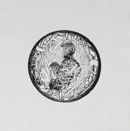Alchimistes Vi by Jaume Plensa at