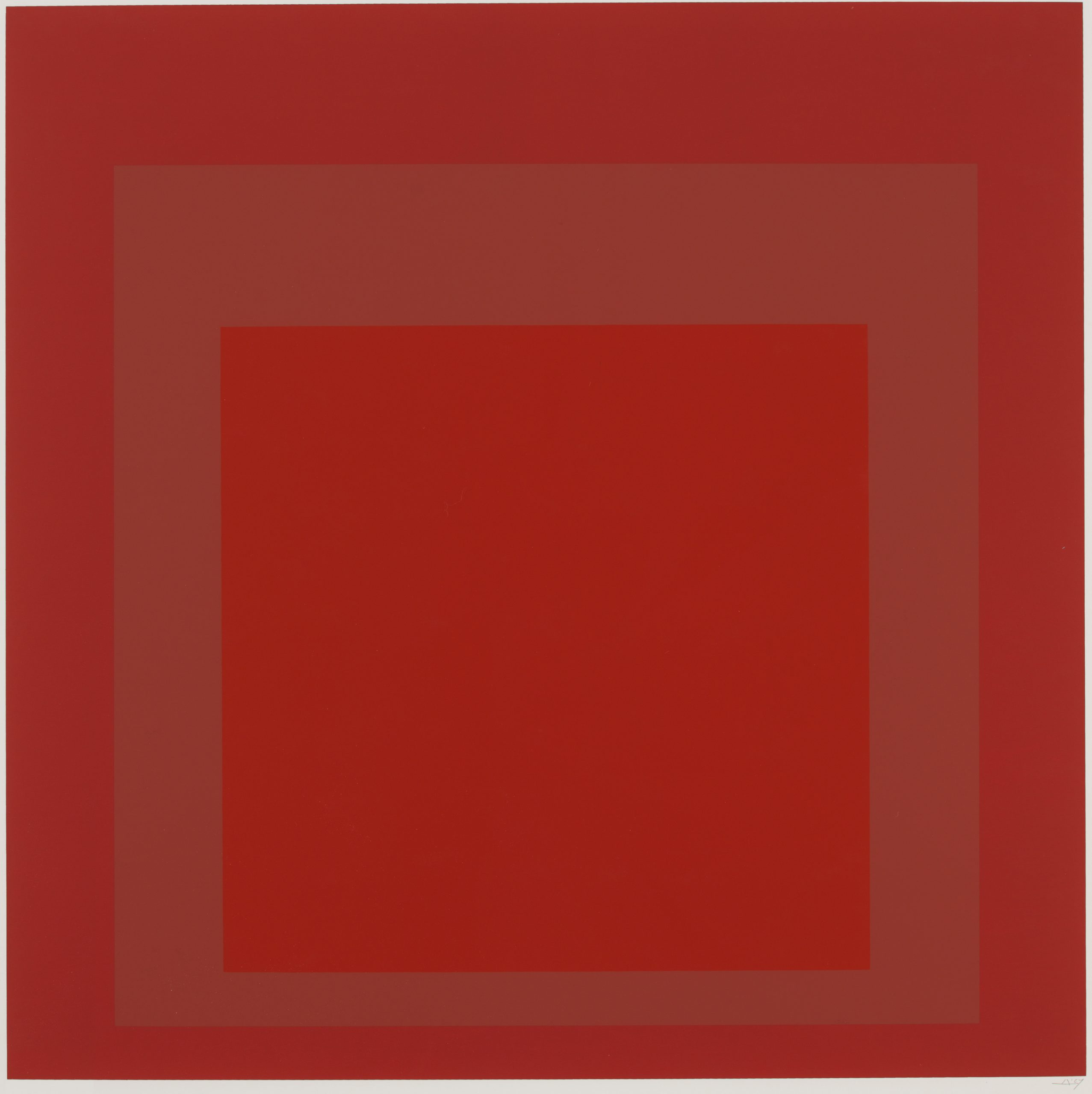 Sp V by Josef Albers