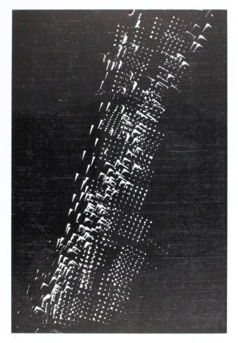 H-1-1976 by Hans Hartung at