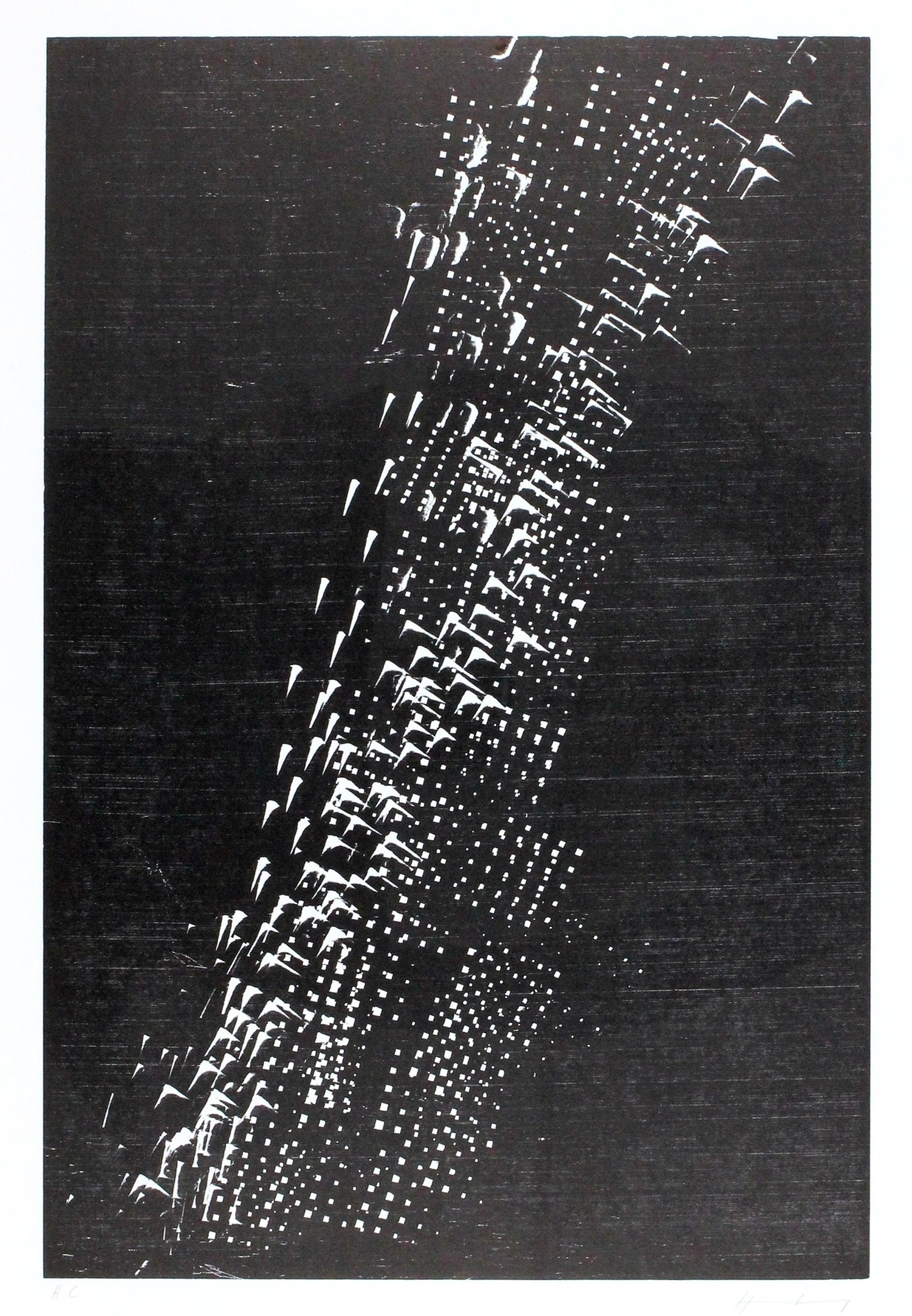 H-1-1976 by Hans Hartung