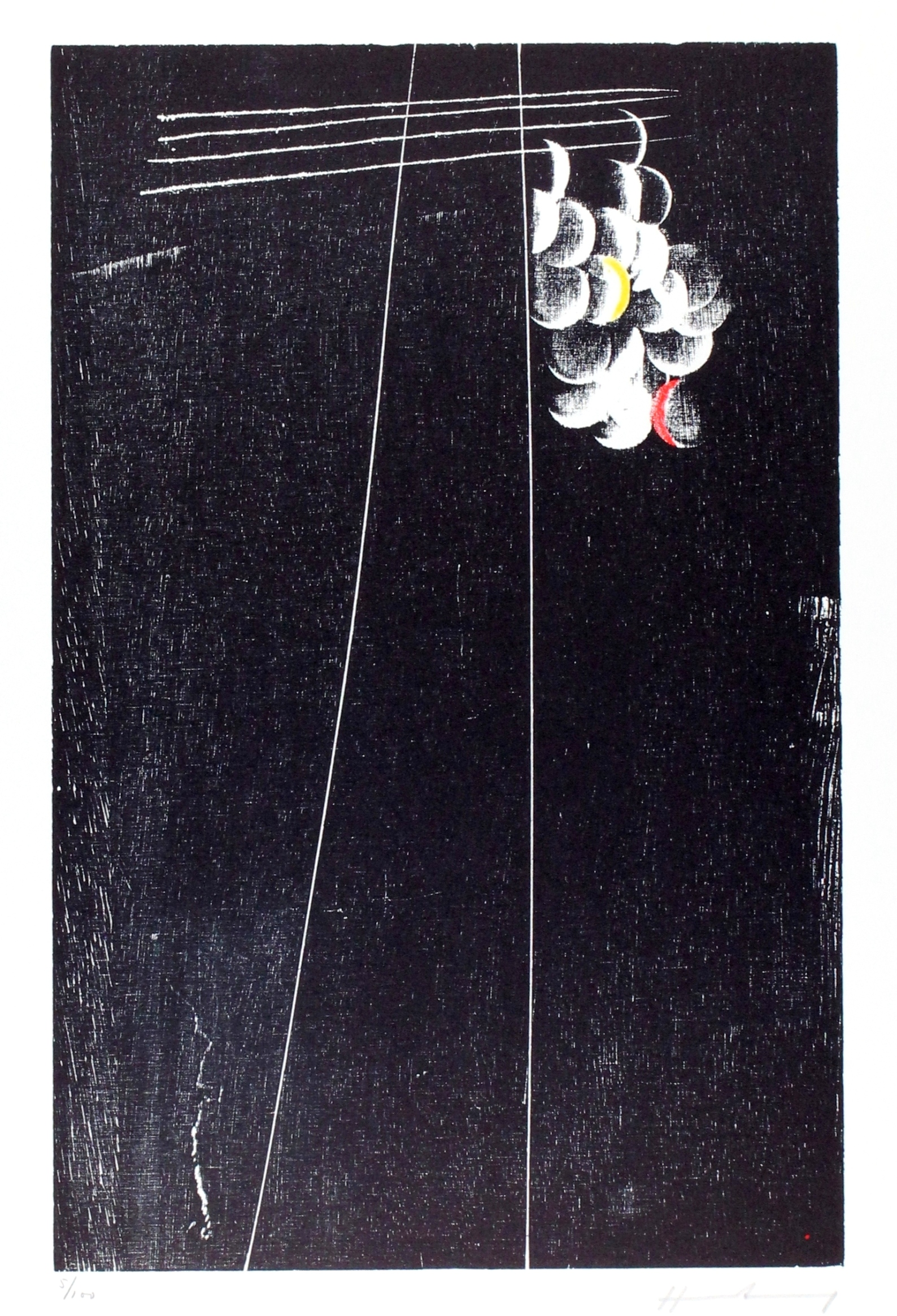 H-20-1973 by Hans Hartung