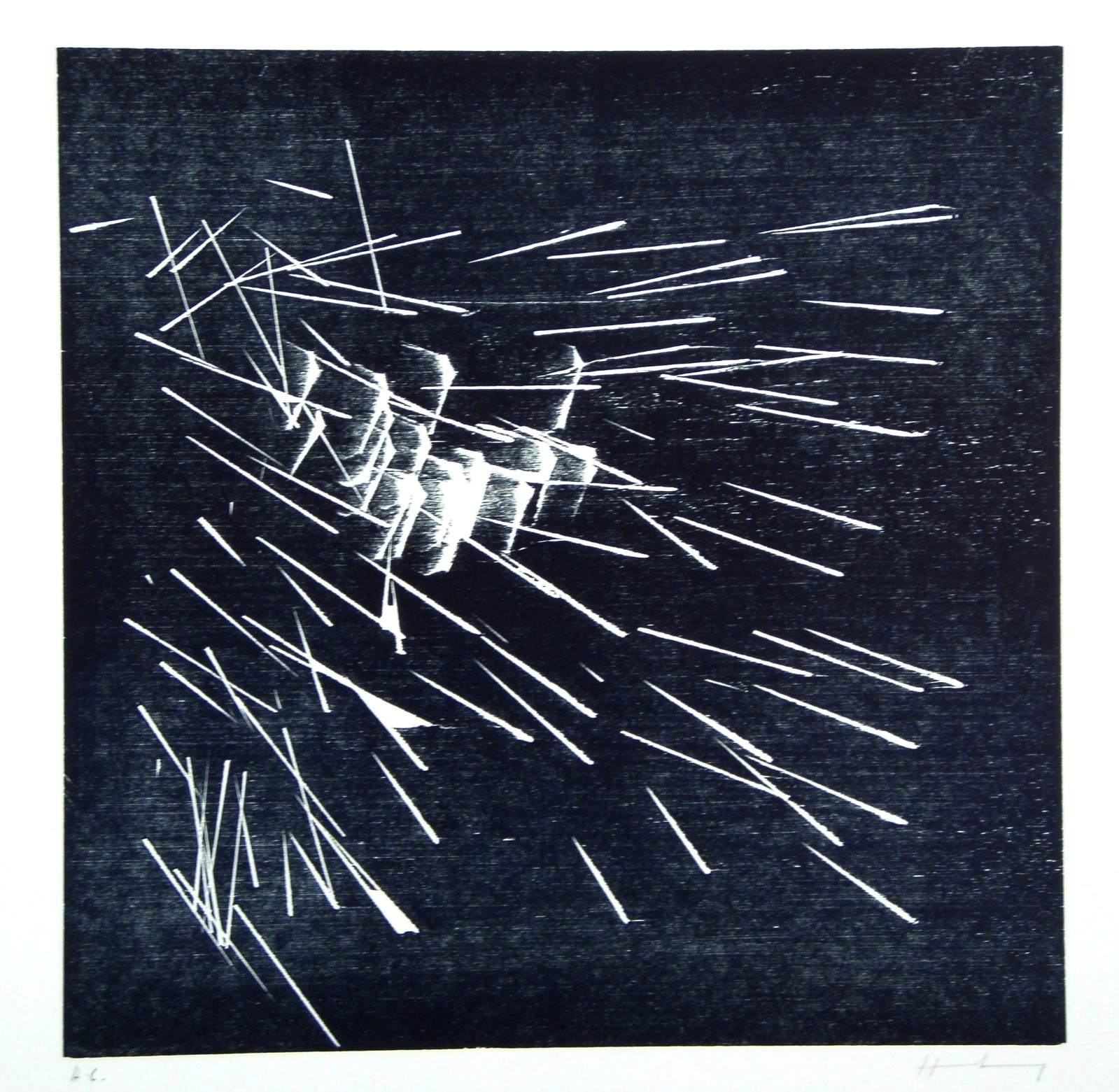 H-22-1973 by Hans Hartung