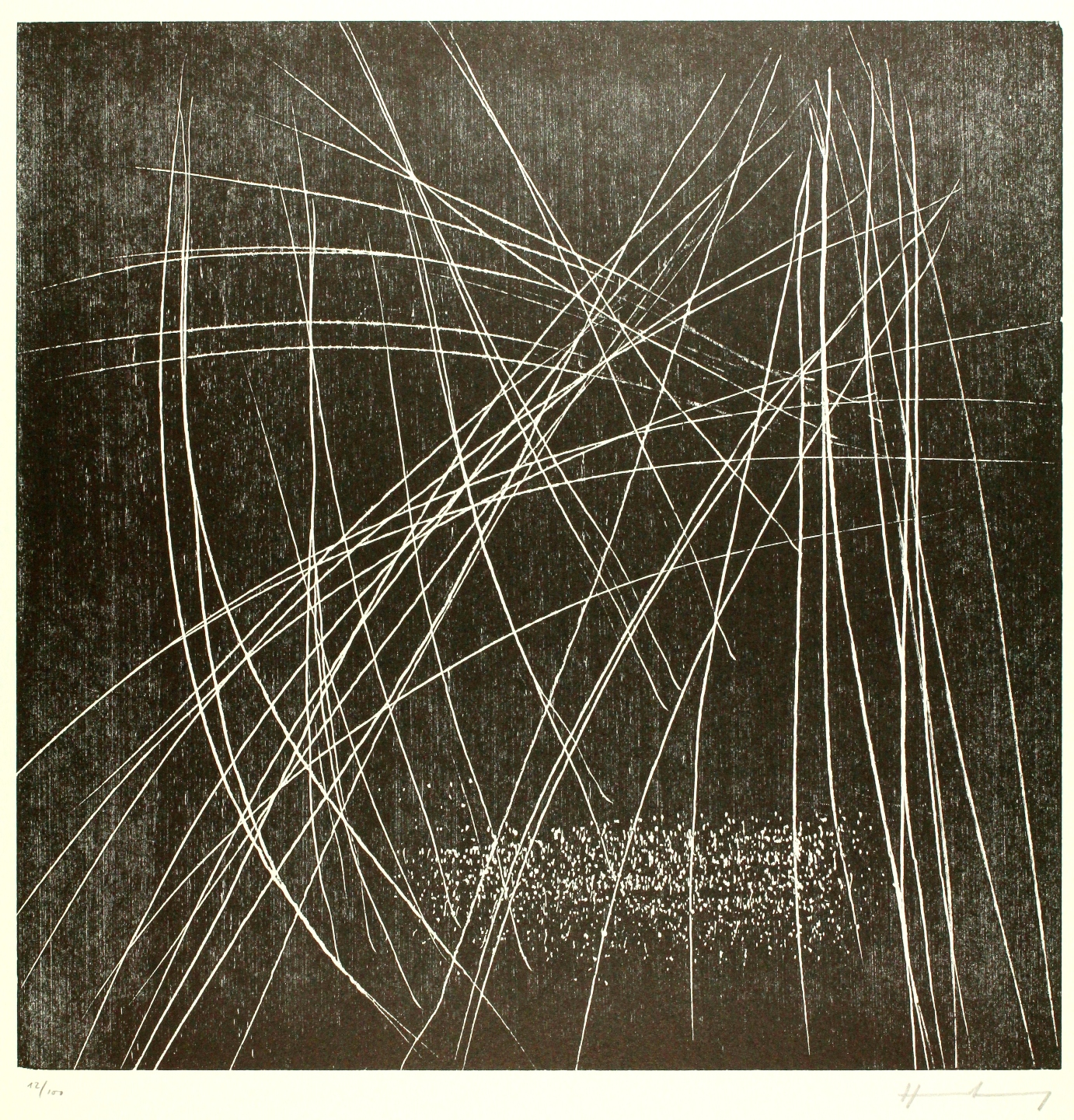 H-15-1973 by Hans Hartung