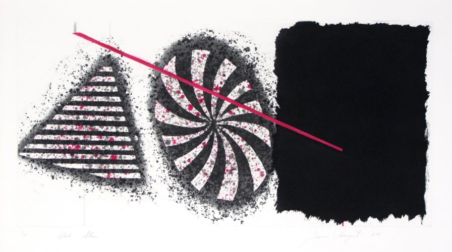 Black Star by James Rosenquist