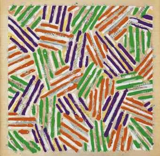 Untitled, 1977 by Jasper Johns at Jasper Johns
