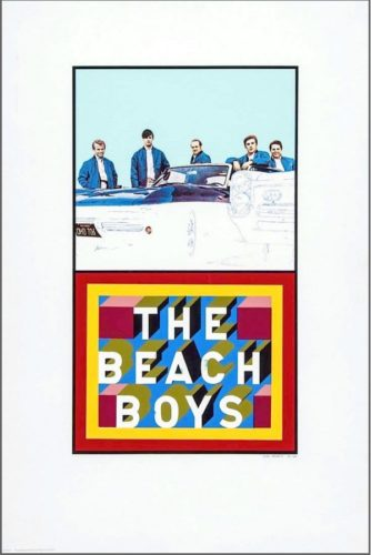 The Beach Boys by Peter Blake