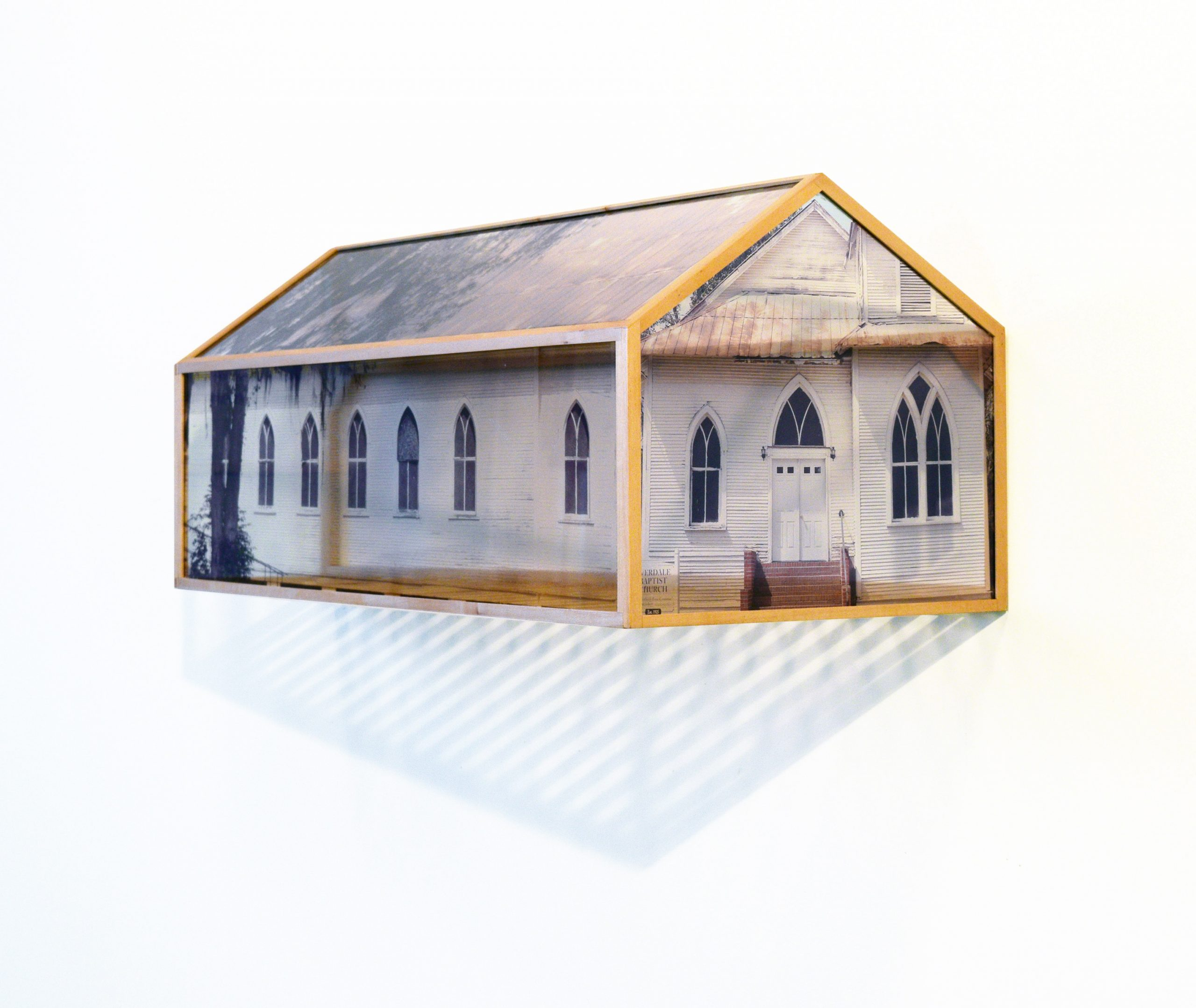 Church – Selma, Al by Frank Poor