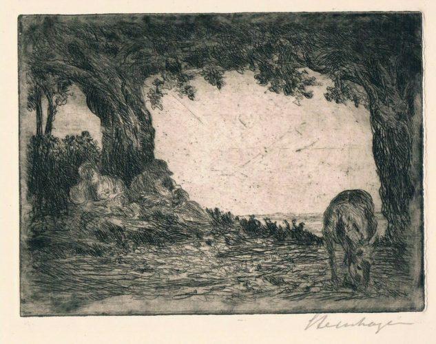Ruhe Auf Der Flucht by Heinrich Steinhagen