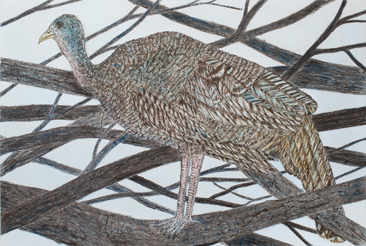In A Bower by Kiki Smith