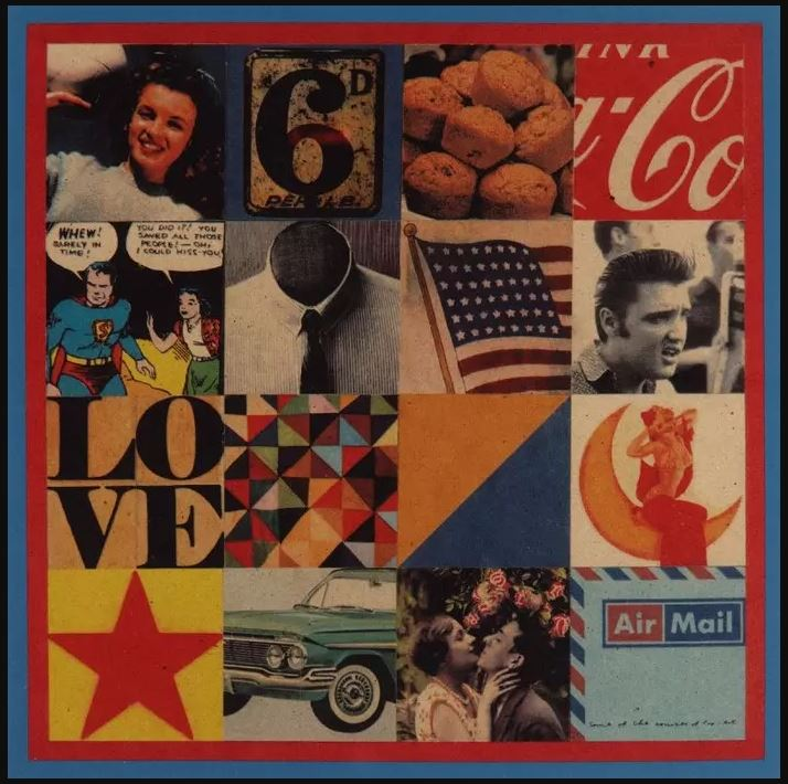 Sources Of Pop Art I by Peter Blake